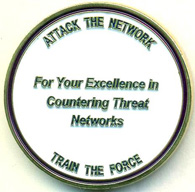 Challenge Coins for Excellence F-2
